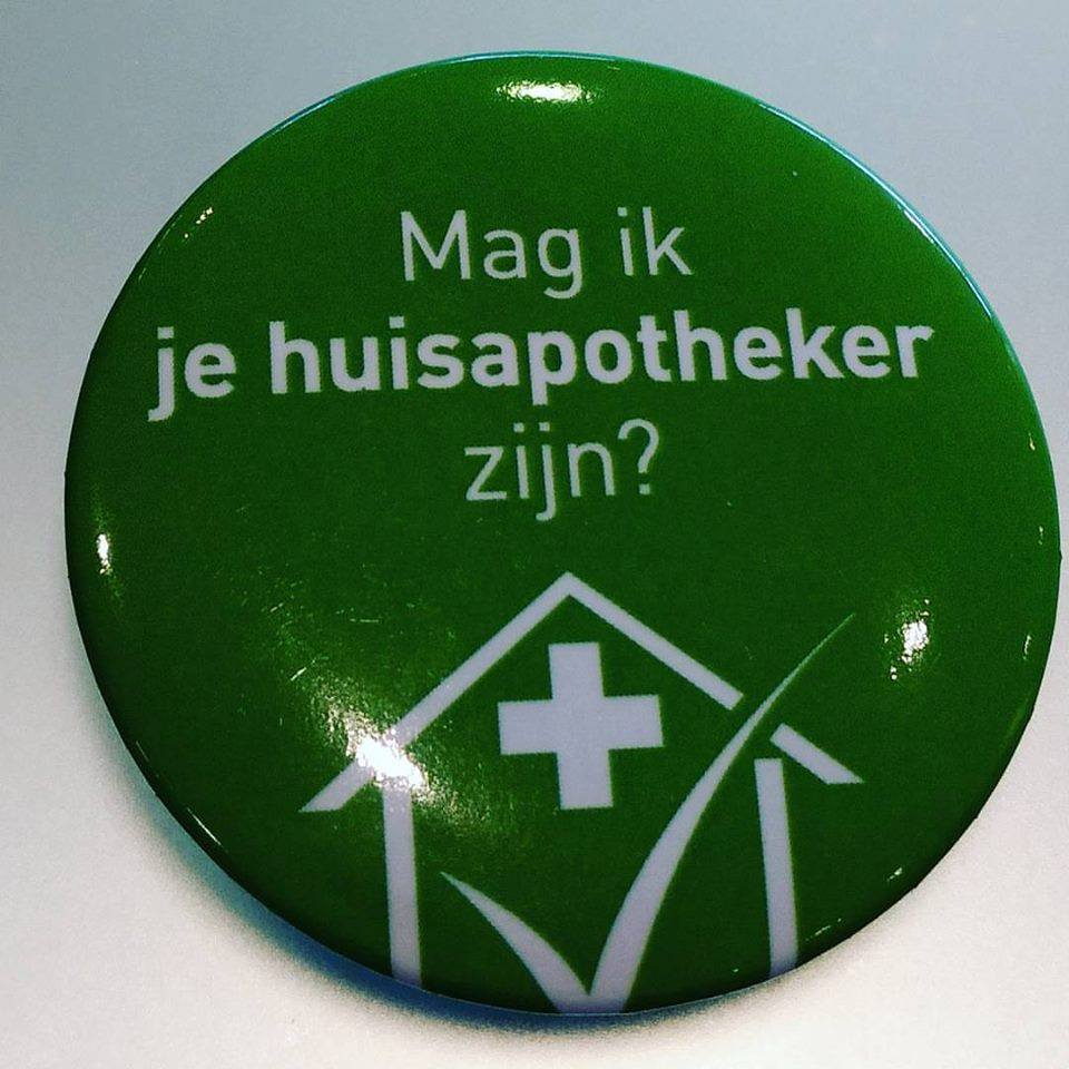 Huisapotheker Badge